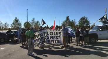 Saint Louis FC at Swope Park Rangers 8-21-16