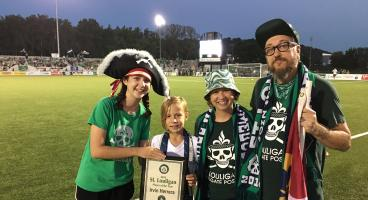 Saint Louis FC vs Louisville City FC 9-17-16