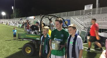 Saint Louis FC vs Sacramento Republic 8-13-16