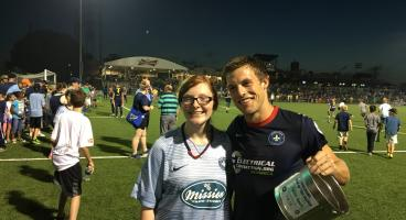 Saint Louis FC vs Seattle Sounders II 7-6-16
