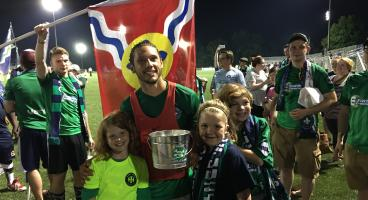 Saint Louis FC vs Tulsa Roughnecks 6-11-16