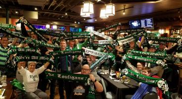 Saint Louis FC at RGV Toros Watch Party 03-16-18