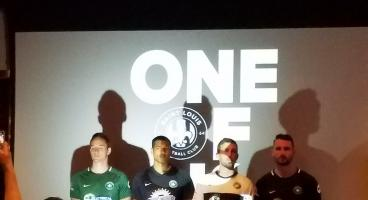 Saint Louis FC jersey reveal  03-05-18