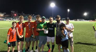 Saint Louis FC v. Real Monarchs  06-16-18