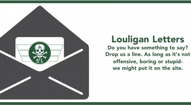 Louligan Letters, #2