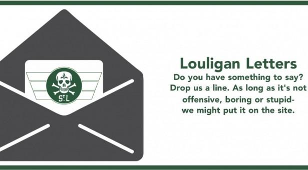 Louligan Letters, #2