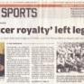 Soccer Royalty