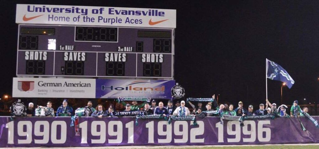 traveling Louligans in Evansville Indiana